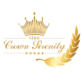 Logo Side Crown Serenity